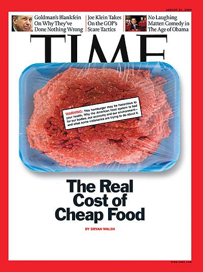 snålmånad - billig och nyttig mat?